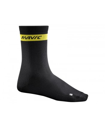 CALCETINES MAVIC COSMIC HIGH NEGROS
