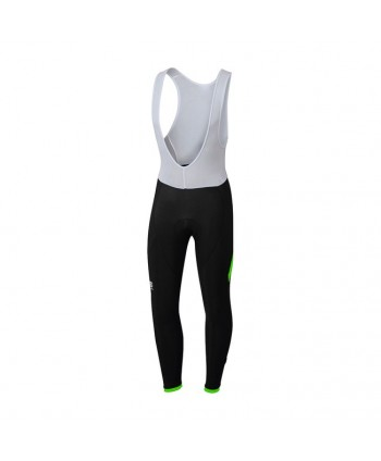 CULOTTE LARGO SPORTFUL GIRO BIBTIGHT NEGRO/VERDE