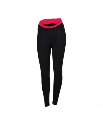 CULOTTE MUJER LARGO SPORTFUL LUNA THERMAL TIGHT NEGRO/ROSA