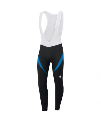 CULOTTE LARGO SPORTFUL GIRO 2 BIBTIGHT NEGRO/AZUL