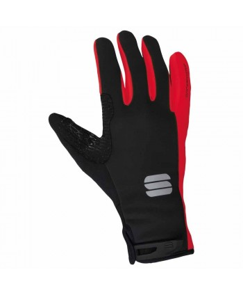 GUANTE SPORTFUL WINDSTOPPER ESSENTIAL 2 ROJO/NEGRO