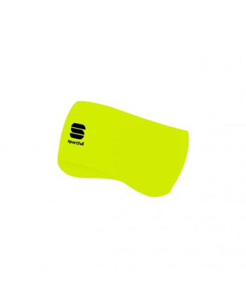 CINTA SPORTFUL EDGE HEADBAND AMARILLO FLUOR
