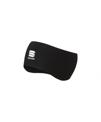 CINTA SPORTFUL EDGE HEADBAND NEGRA