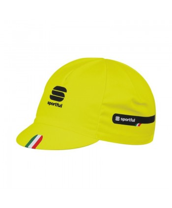 GORRA SPORTFUL TEAM CAP MARILLO FLUOR