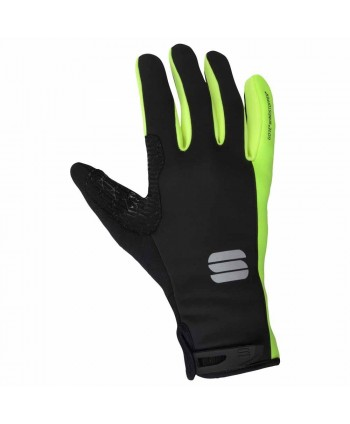 GUANTE SPORTFUL WINDSTOPPER ESSENTIAL 2 FLUOR/NEGRO