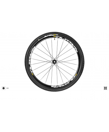 JUEGO DE RUEDAS MAVIC CROSS RIDE TUBELESS PULSE 29